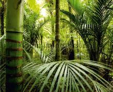 Through the jungle fotobehang AG Design jungle