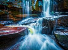 Waterfall close by