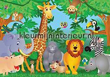 Kinderkamer fotobehang  kleurmijninterieur.nl