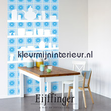 kitchinette blauw