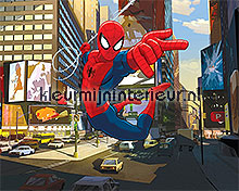 Ultimate Spiderman fotowand