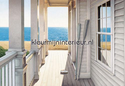 Behang Kinderkamer Strand : Serenity Zon - Zee - Strand fotobehang