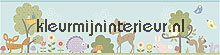 Woodland animals interieurstickers RoomMates Baby Peuter