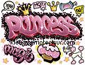 Good What Is Graffiti Art #1: F350-0027-princess.jpg