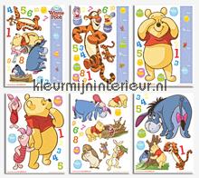 Winnie the Pooh sticker-set autocolantes decoracao Walltastic Beb�s Crian�as