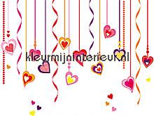 Heats on a string autocolantes decoracao Ideal Decor Beb�s Crian�as