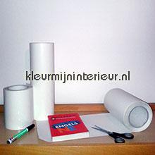 Transparante kaft folie GLANS plakfolie Redor-fix raamfolie