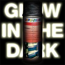 Glow in the dark autolak DupliColor glow in the dark