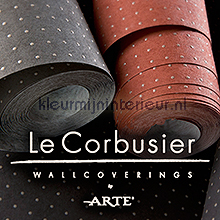 Le Corbusier behang