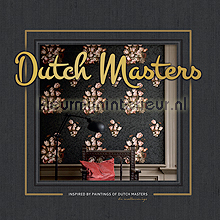 Dutch Masters behang