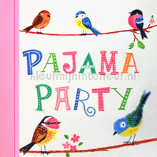 Pajama Party behang