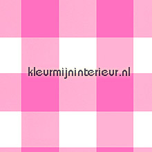 Grote roze ruit