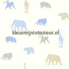 aparte jungle dieren