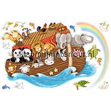 Noahs Ark big sticker