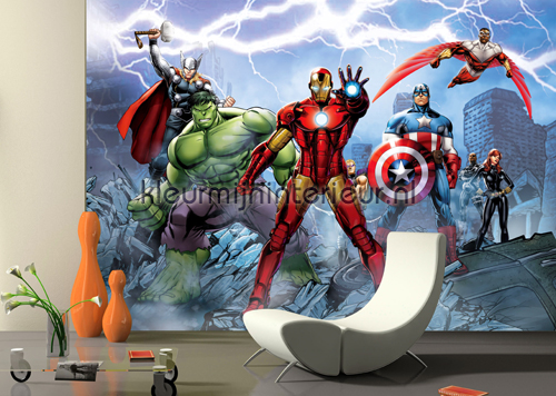 Marvel action heroes