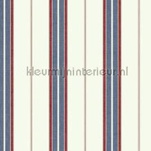 Bay stripe blue and red