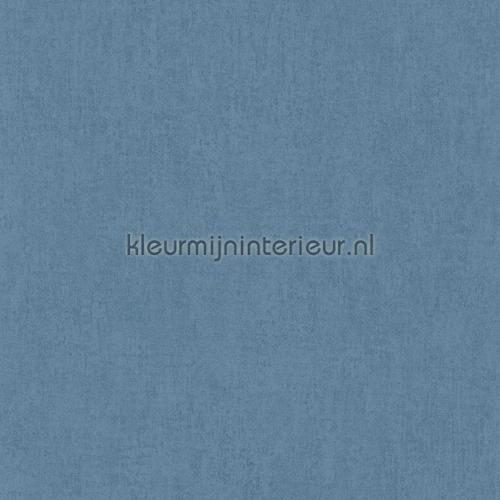 Baby Blauw Behang.Uni Blauw Baby Peuter Behang