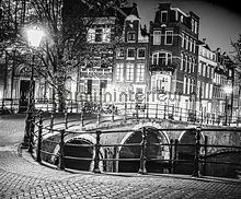 Amsterdam - black & white