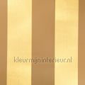 Metal stripes goudbrons