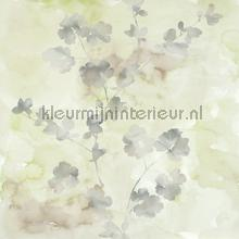Digital aquarel flowers