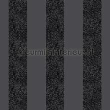 Glitterati Stripe - Black