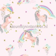 Rainbow Unicorn - Pink
