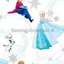 Frozen Anna Elsa and Olaf