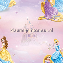 Pretty as a Princess Wallpaper