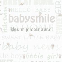 Baby Behang Schaapjes.Babykamer Behang Baby Peuter Kinderkamer Behang
