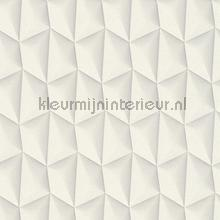 3d piramid grid white