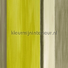 Painted stripes yellow  wallpaper