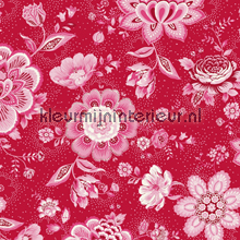 PiP Folklore Chintz Rood