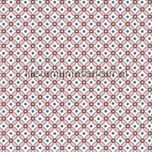 PIP geometric roze behang