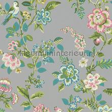 PiP Botanical Print Grey