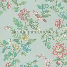 PiP Botanical Print Light Green