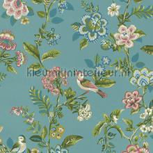 PiP Botanical Print Sea Blue