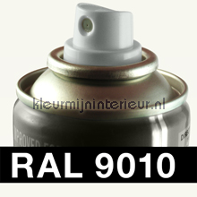 RAL 9010 Zuiverwit