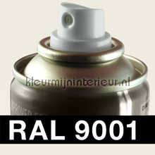 RAL 9001 Cremewit