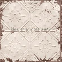 Old tin ceilingtiles