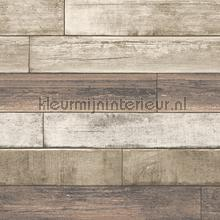 Horizontal wood soft brown