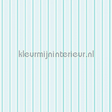 Pin stripe pale blue