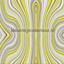 Moving lines yellow Trendy - Hip