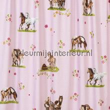 Paardenvriendjes gordijn Baby - Peuter gordijnen