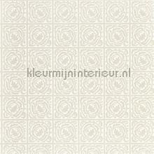 Pure scroll white clover