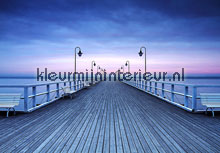 Pier at seaside