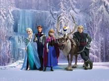 Frozen all together
