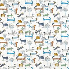 Oh My Deer Fabric Colonial
