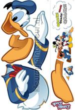Donald Duck grote muursticker