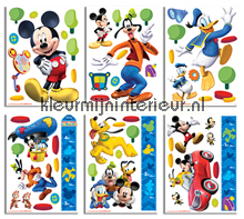 Mickey Mouse stickerset