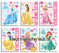 Disney Prinsessen sticker-set